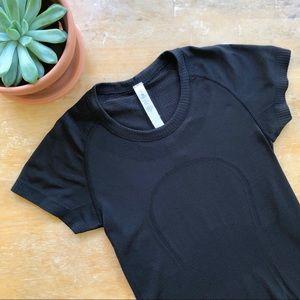 Lululemon Athletica Swiftly Short Sleeve Tee Sz 2